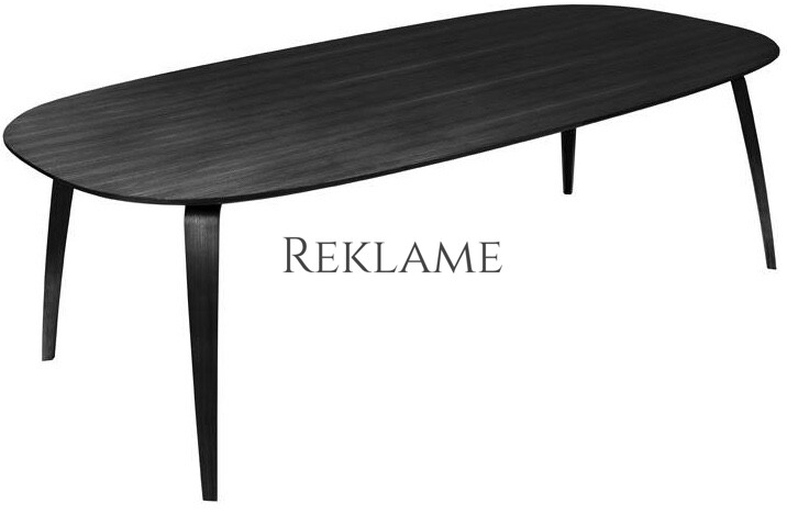 Sort spisebord – 20 flotte sorte spiseborde - ANYMAN