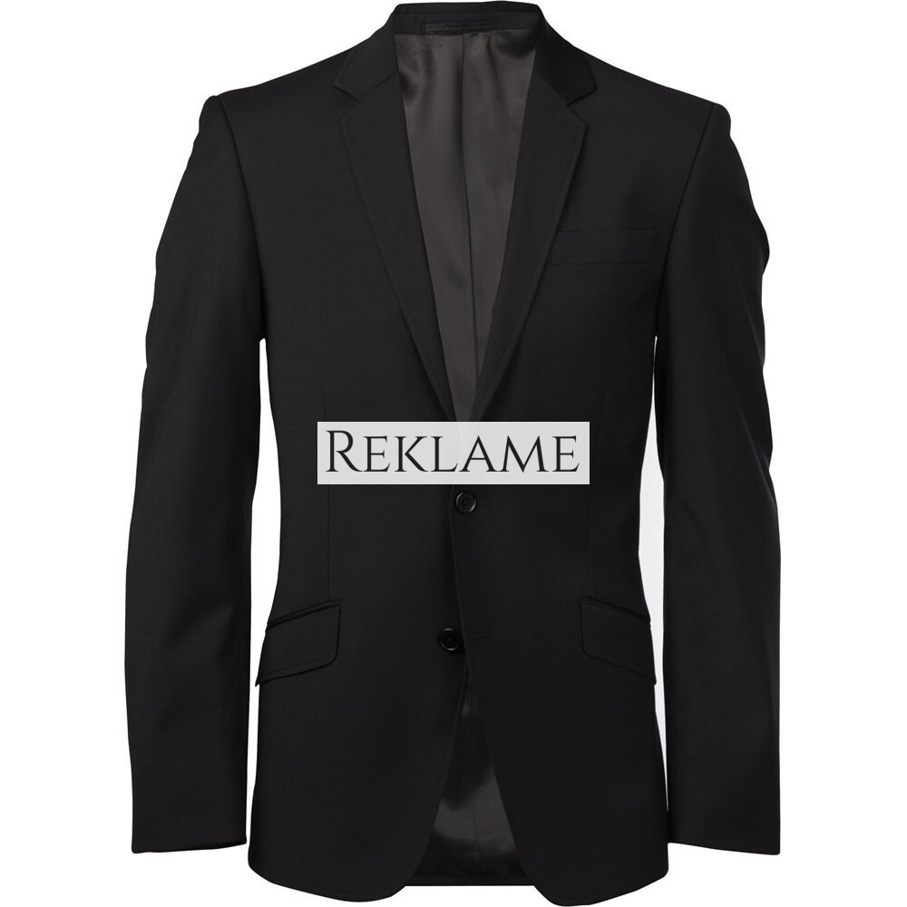 PBO – Jose Blazer (Regular, Sort)
