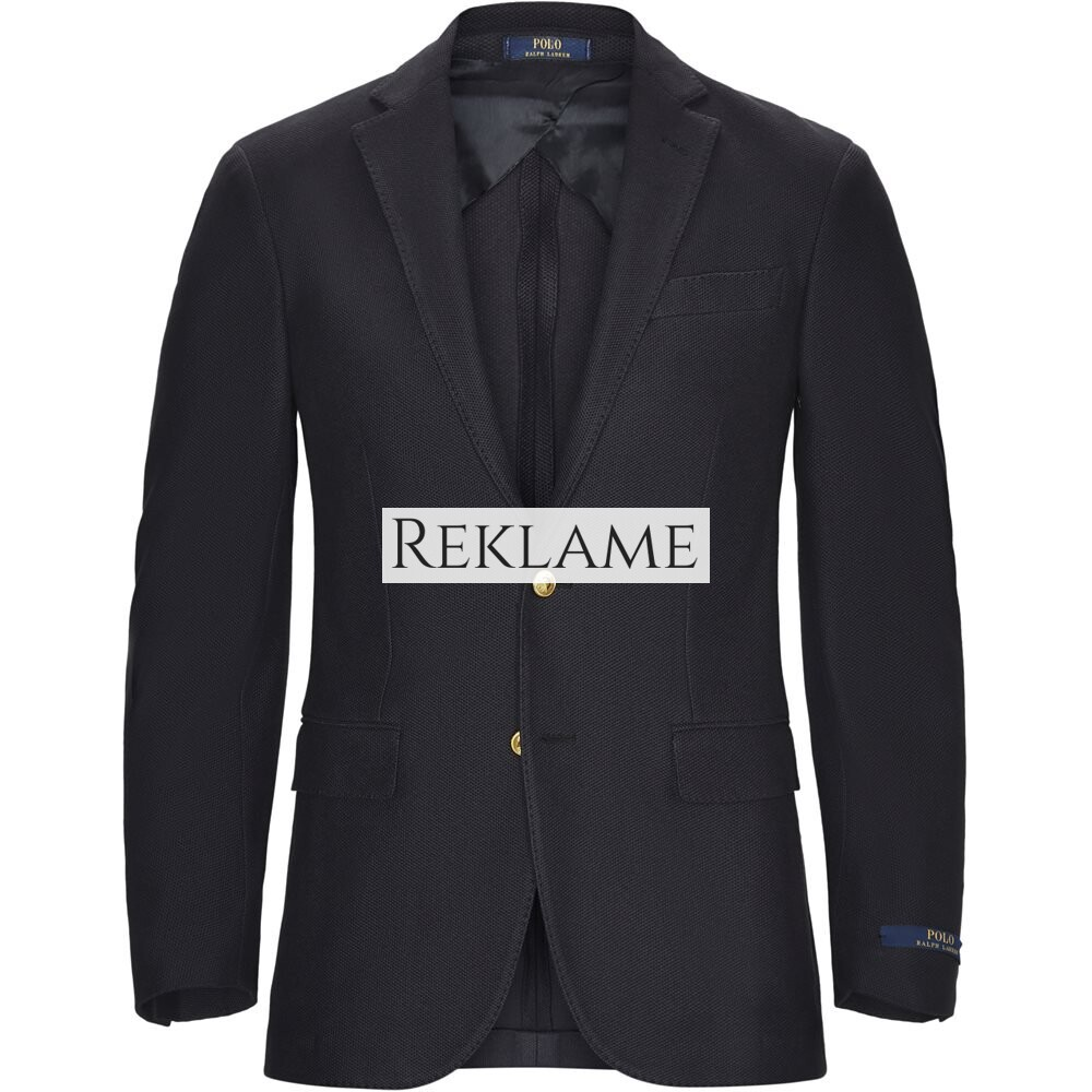 Polo Ralph Lauren – Knit Mesh Blazer (Regular, Navy)