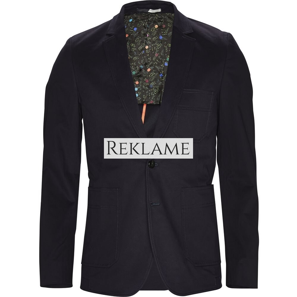 PS by Paul Smith – Blazer Jakke (Regular, Navy)