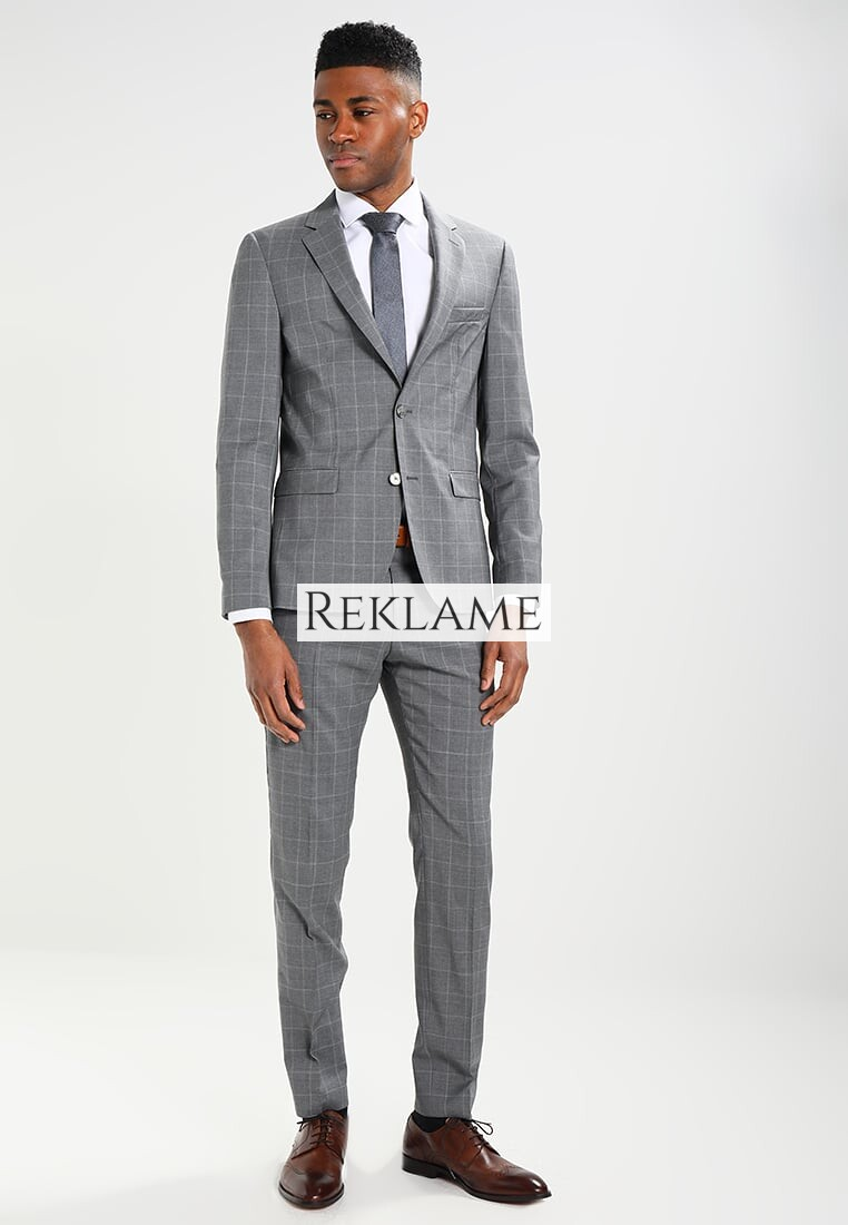 Tommy Hilfiger Tailored – Ternet Jakkesæt (Slim)