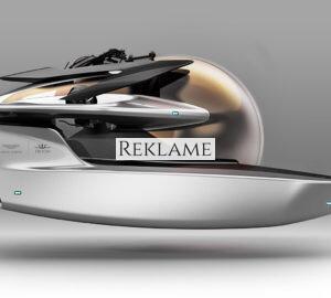 Se Aston Martins limiterede ubåd til fire millioner dollars