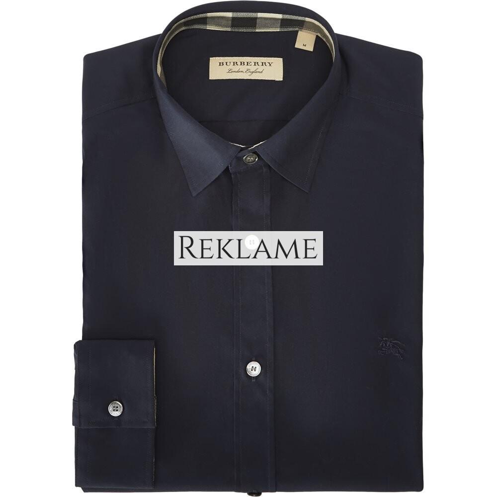 ee40e6cef409 Blå skjorter til mænd – 51 elegante eksempler - ANYMAN
