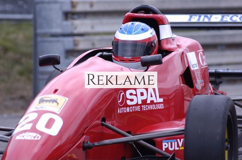 Kør Formel 1 - Padborg Park