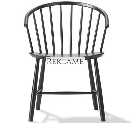 Fredericia Furniture – J64 Spisebordsstol