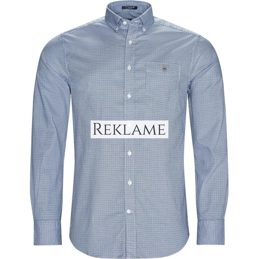cf290582d Blå skjorter til mænd ⇒ Se 51 af de nyeste og smarteste skjorter her