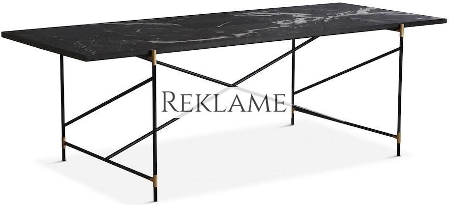 Forskjellige Sort spisebord – 20 flotte sorte spiseborde - ANYMAN ND-67
