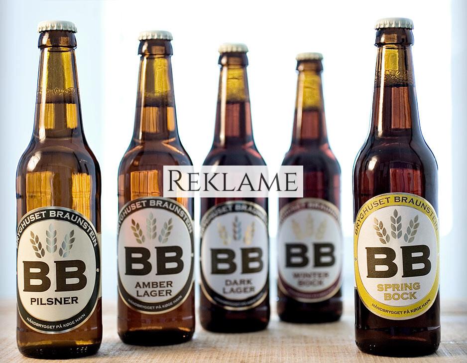 Ølsmagning hos Braunstein