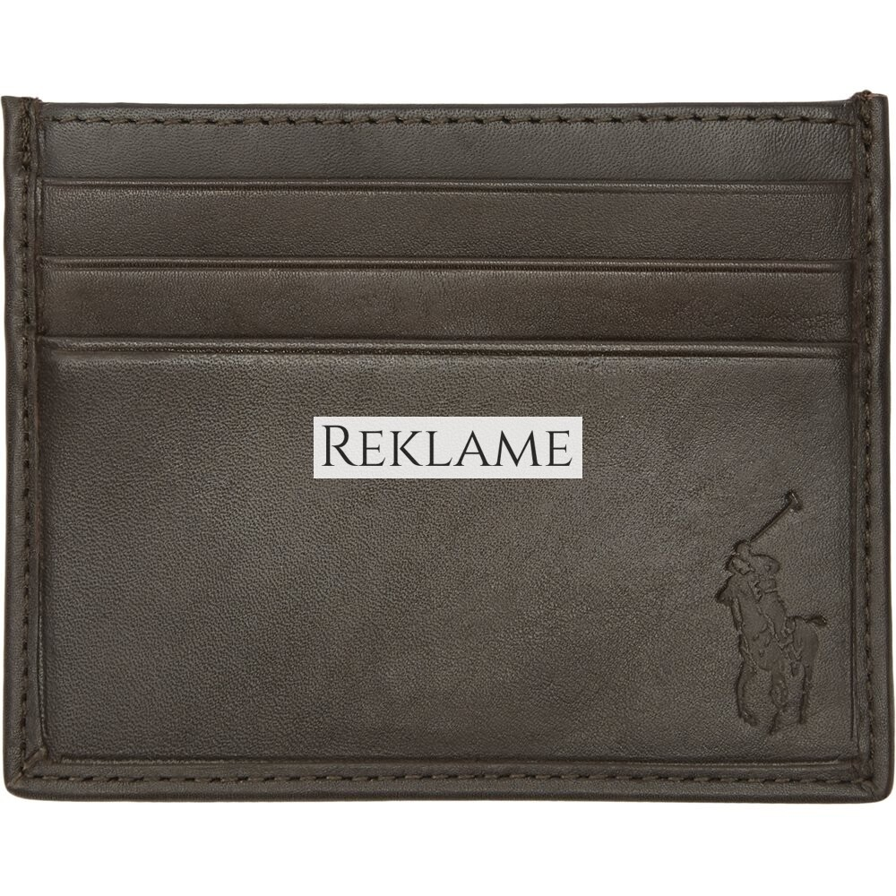 Polo Ralph Lauren – Card Case Wallet (Brun)