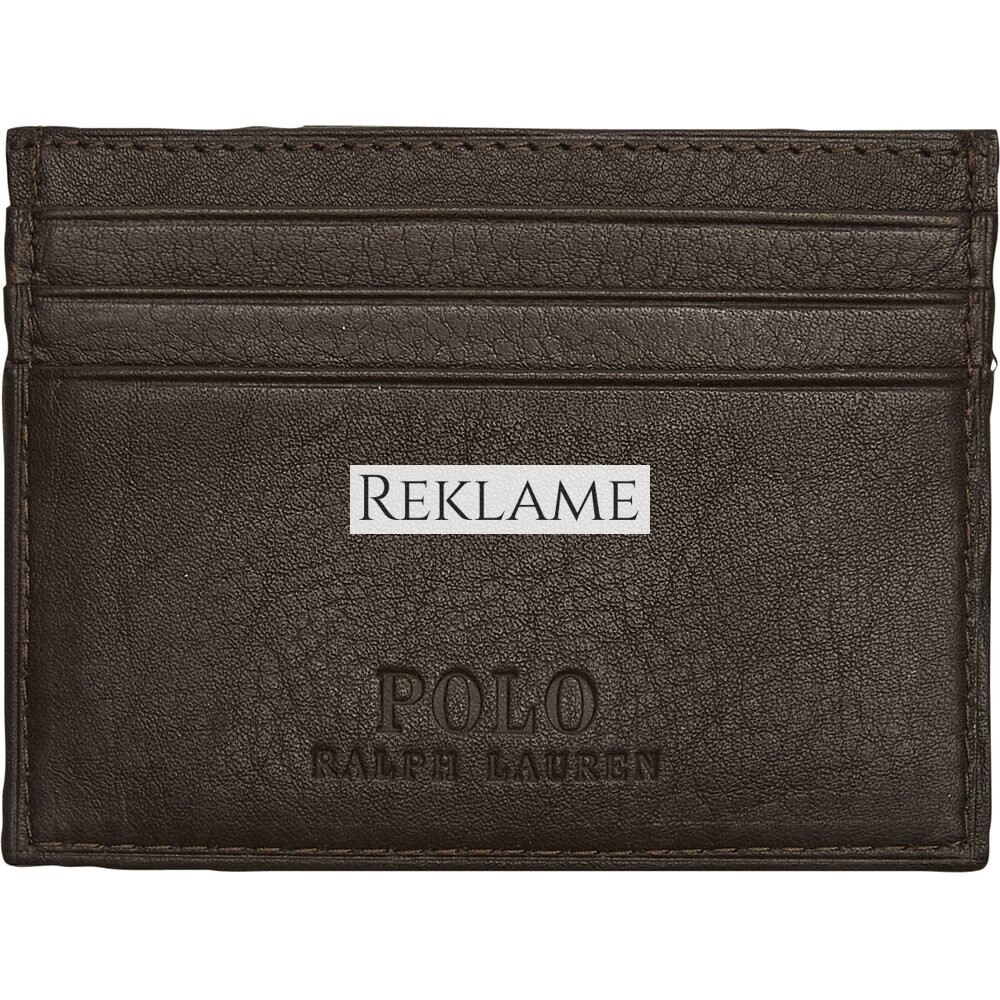 Polo Ralph Lauren – Multi Card Case (Brun)