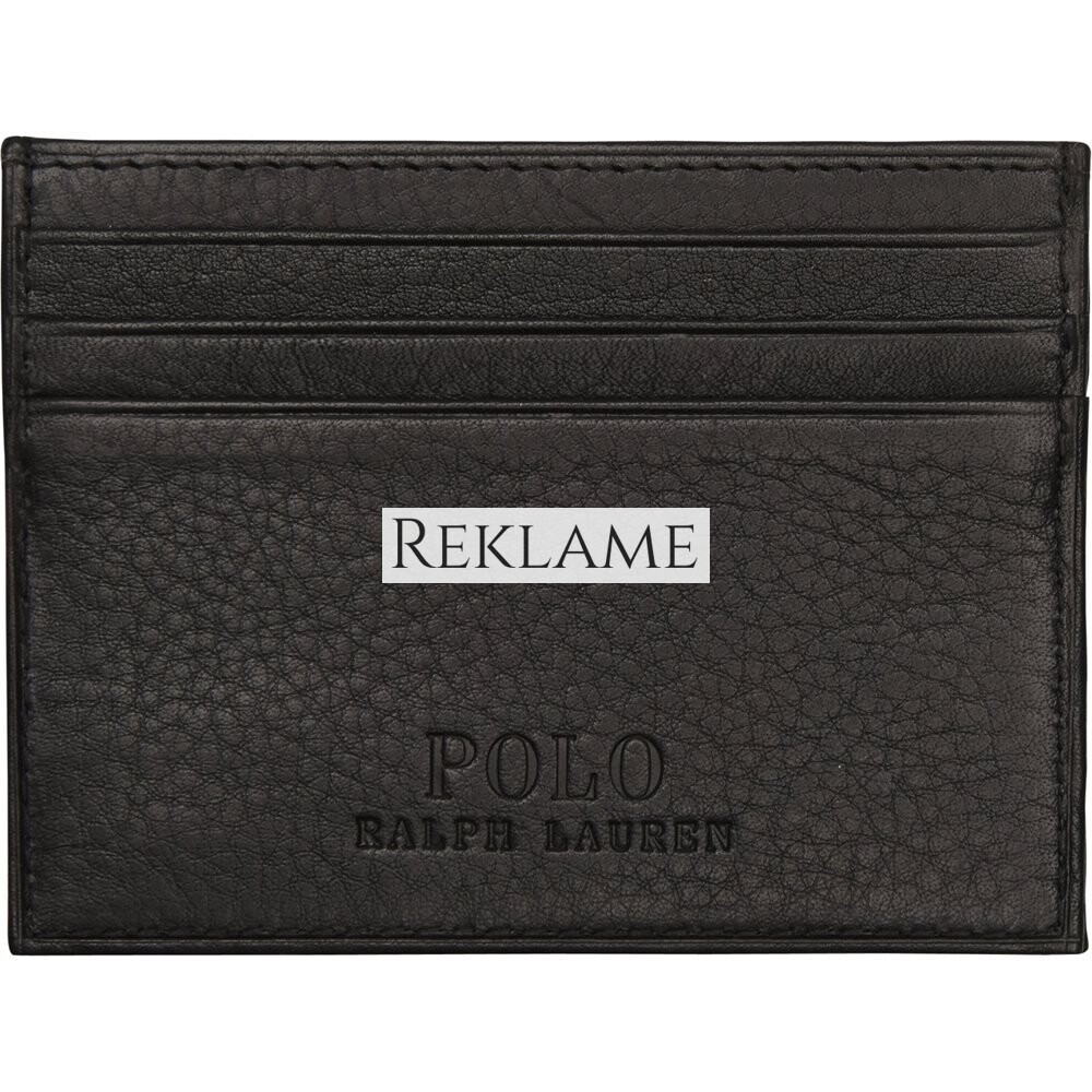 Polo Ralph Lauren – Multi Card Case (Sort)