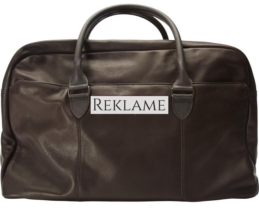 Sejr Copenhagen – Gorm Weekend Bag (Brun)