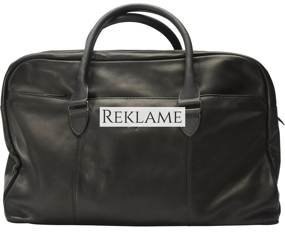 Sejr Copenhagen – Gorm Weekend Bag (Sort)
