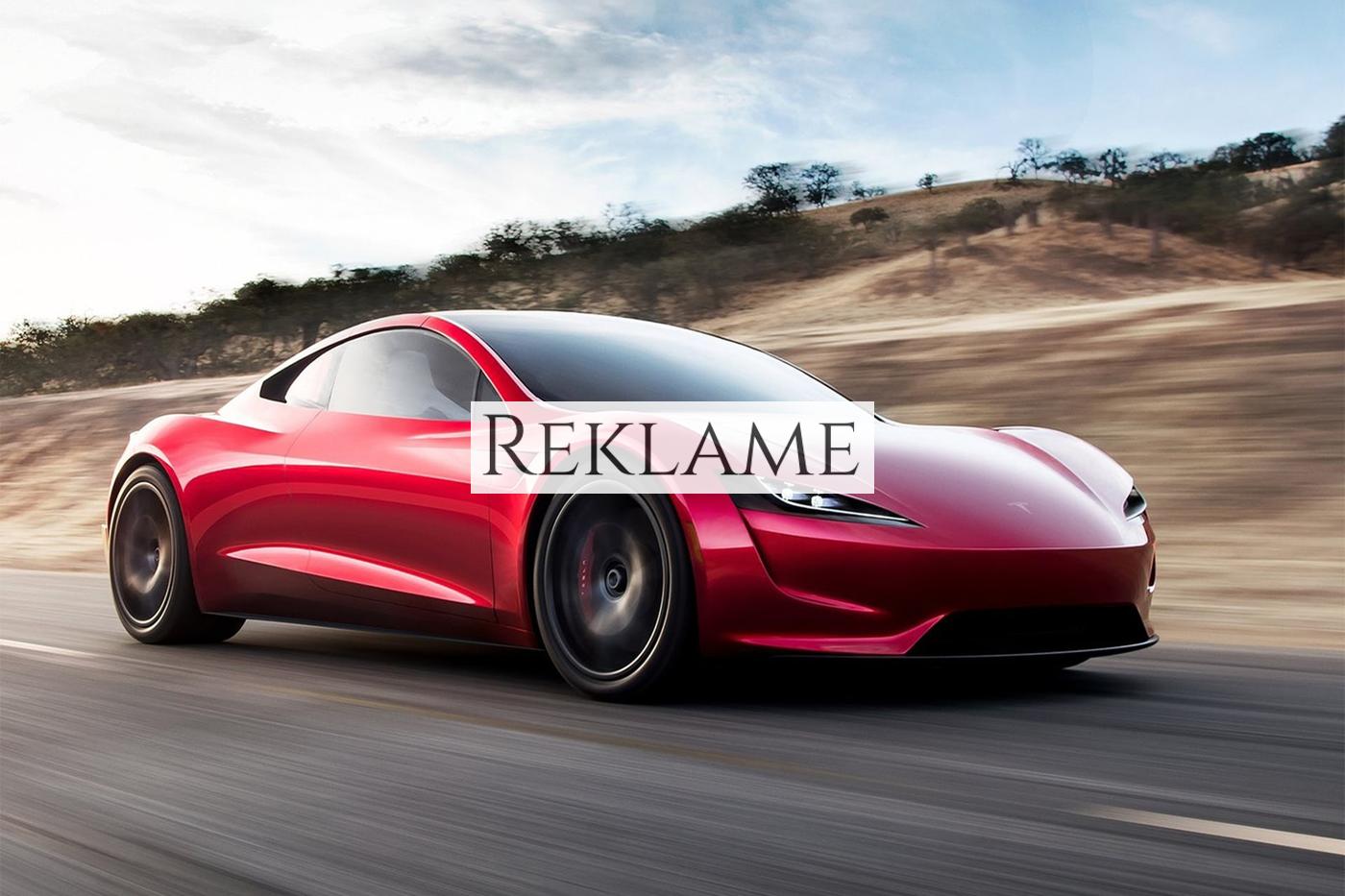Tesla Roadster – Imponerende elektrisk superbil