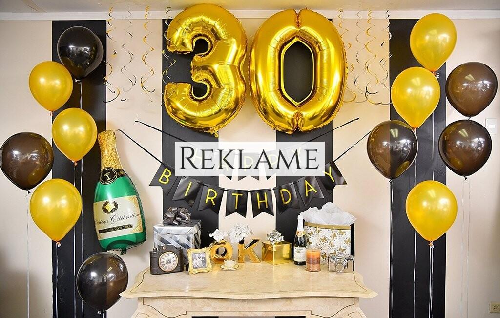 Kammeratens 30-års fødselsdag - hvad giver man i gave