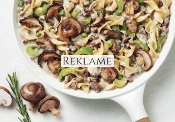 Lav russisk mad i den rette VM-ånd