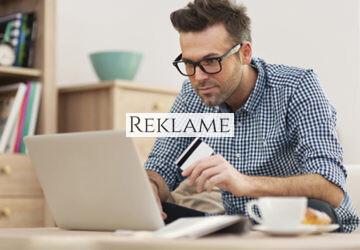 Flere mænd shopper på afbetaling på nettet