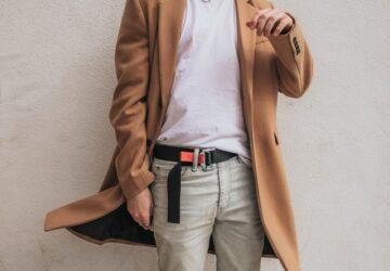 Lange frakker til mænd – 21 lækre herrefrakker