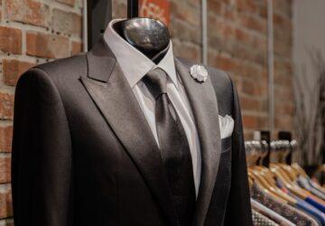 Grå herre blazer – 20 moderne grå blazere til mænd